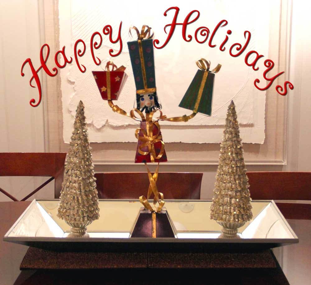 Happy Holidays From Pegasus Design Group By Interior Designers